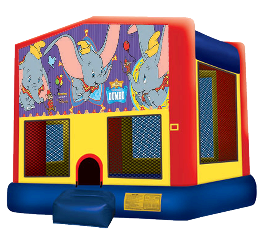 Dumbo Bounce House Rentals in Austin Texas from Austin Bounce House Rentals