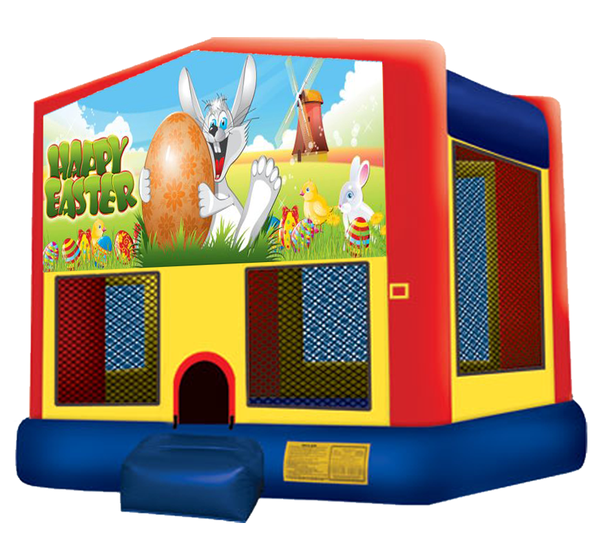 Easter Bounce House Rentals in Austin Texas from Austin Bounce House Rentals