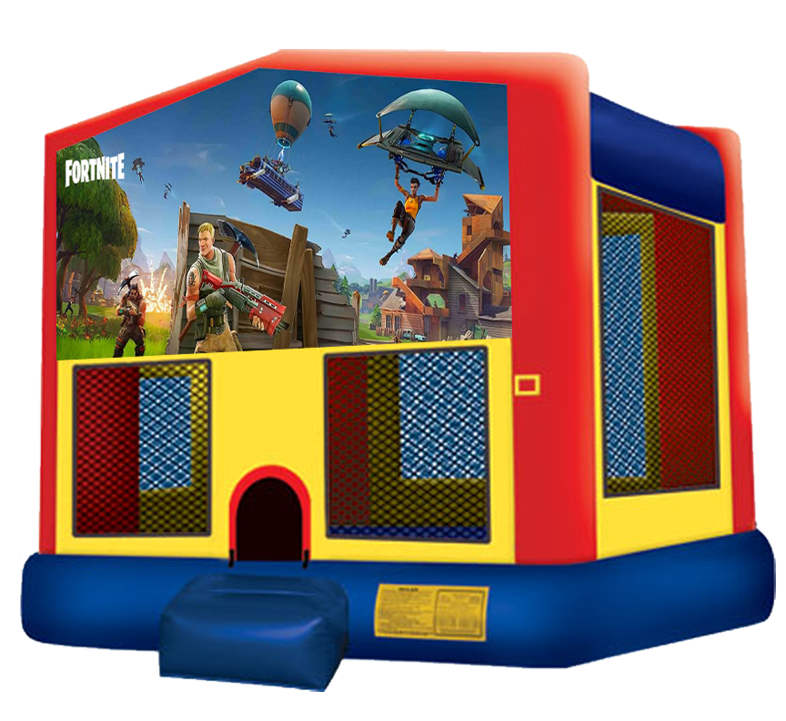 Fortnite Bounce House Rentals in Austin Texas from Austin Bounce House Rentals