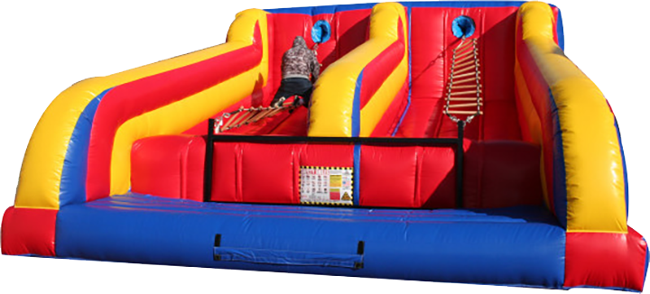 Jacobs Ladder Inflatable rental for parties in Austin Texas from Austin Bounce House Rentals