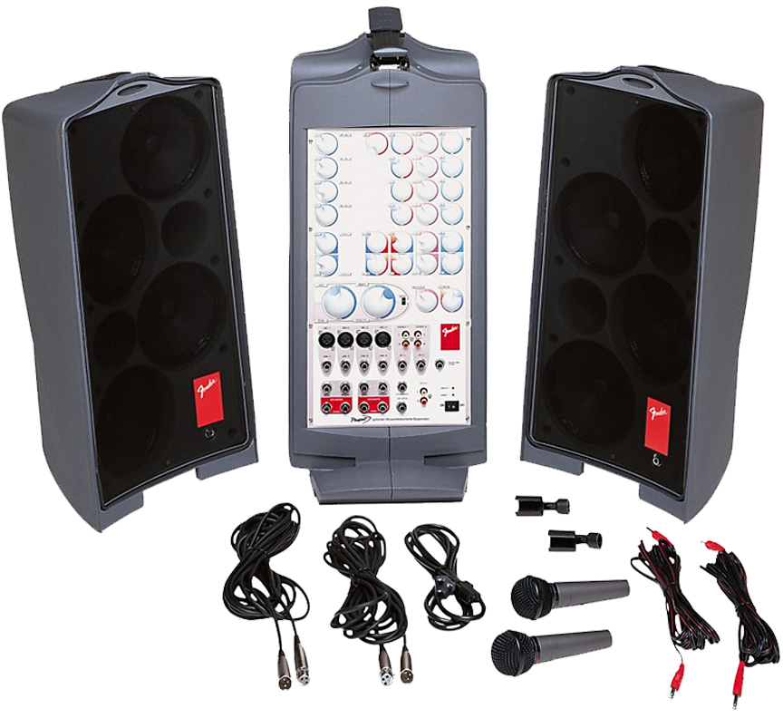 PA system for rent in Austin Texas from Austin Bounce House Rentals