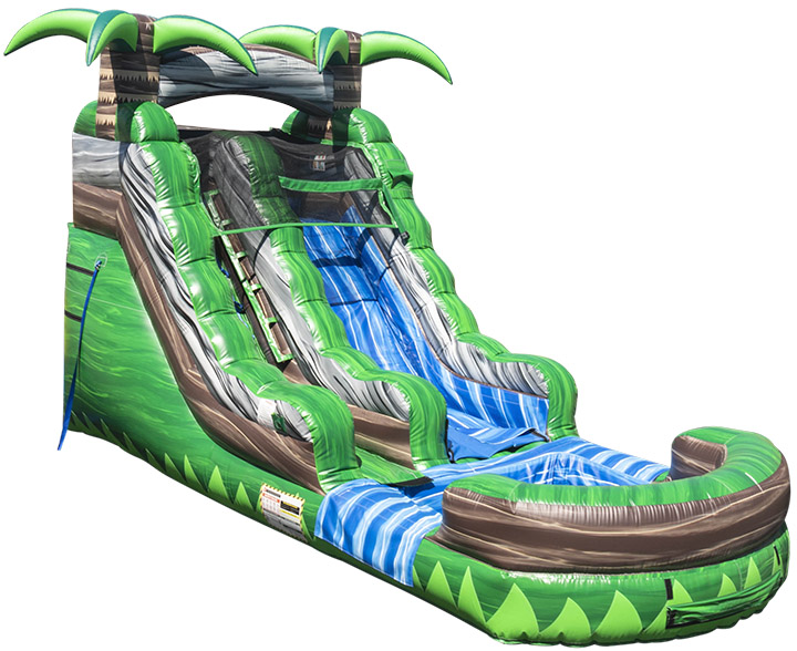 Rainforest Water Slide image
