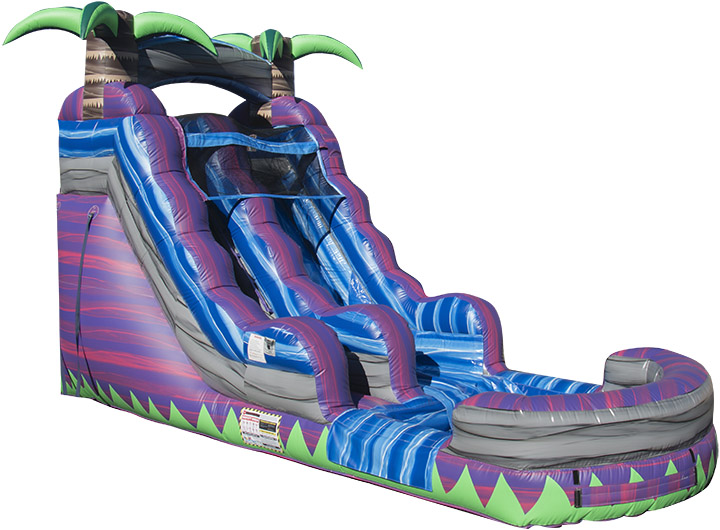 Purple Crush Water Slide image