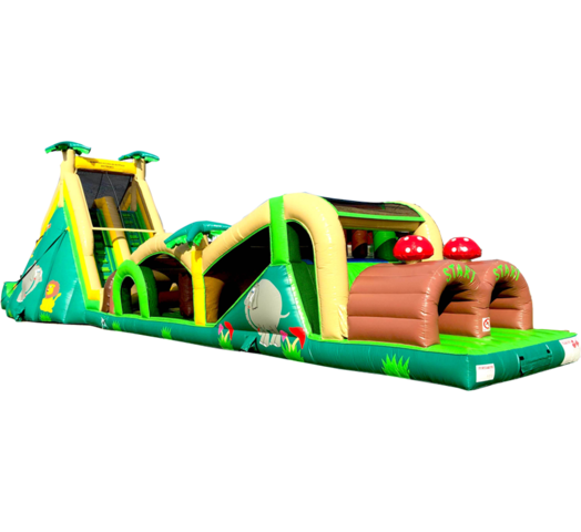 78' Extreme Rush Obstacle Course