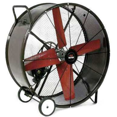 Large Barrel Fan (Drum Fan)