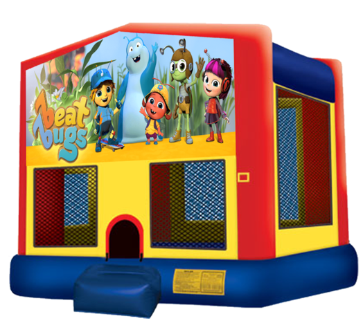 Beat Bugs Bouncer