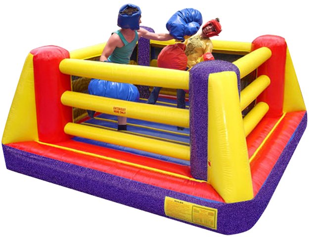 Bouncy Boxing - Main Event