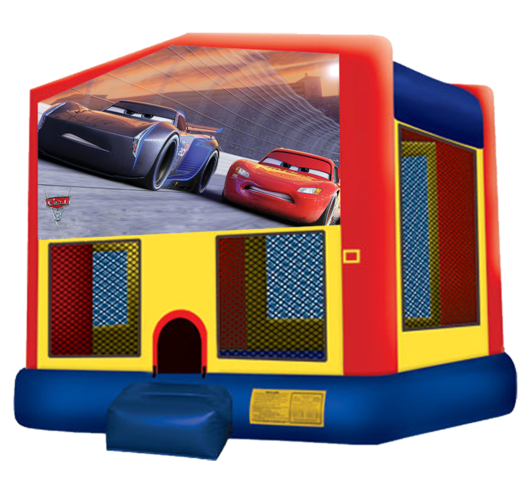 Cars 3 Bouncer