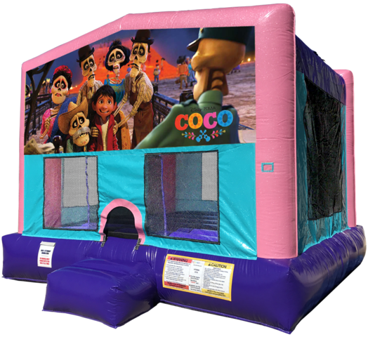 Coco Bouncer (Day of the Dead) - Pink Edition
