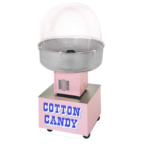 Cotton Candy Machine + Stand