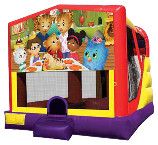 XL Daniel Tiger's Neighborhood Combo