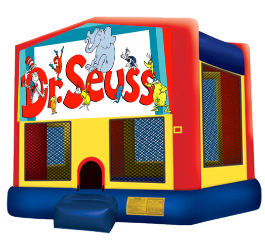 Dr Seuss Bouncer