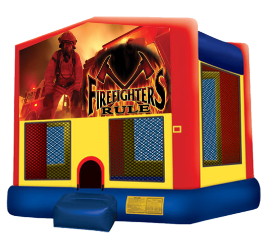 Firefighter Bouncer