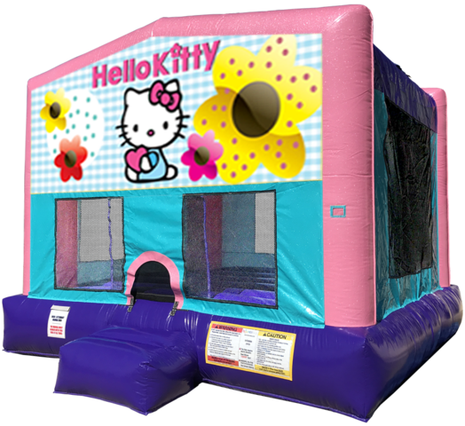 Hello Kitty Bouncer - Pink Edition