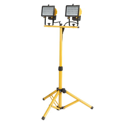 LED Twin Party Lights on Stand