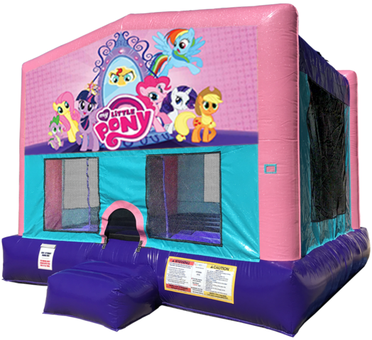 My Little Pony Bouncer - Pink Edition