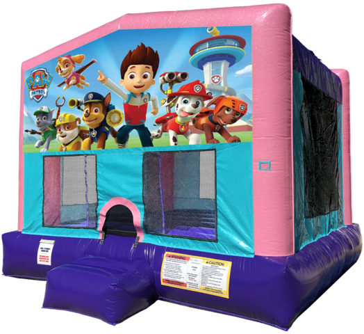 Paw Patrol Bouncer - Pink Edition