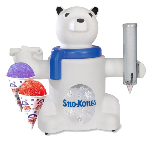 Polar Pete Sno-Cone Machine