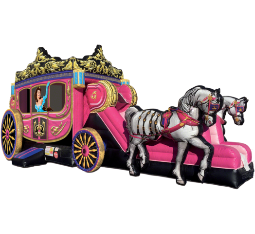 Princess Carriage Fairytale Combo