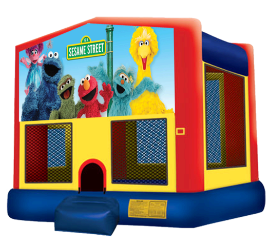Sesame Street Elmo Bouncer
