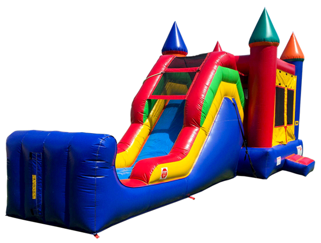 Super Combo 5-in-1 Water Slide
