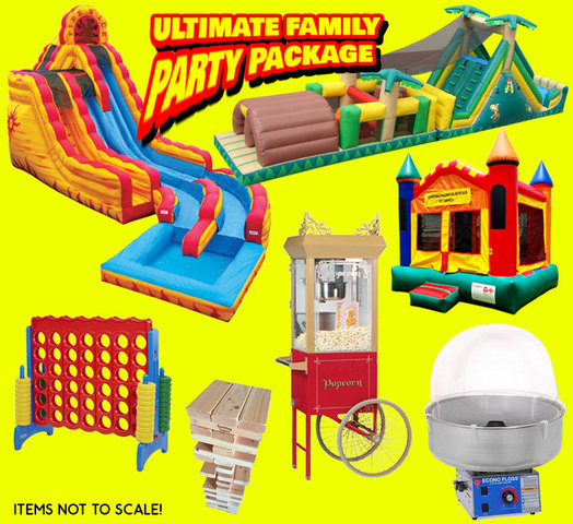 Ultimate Family Party Package