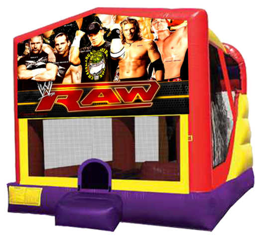 XL WWE Wrestling Combo