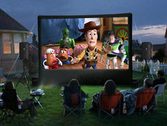 Movie Night Outdoor Cinema (complete system)