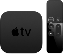 Apple TV 4K - Wireless Video Streaming