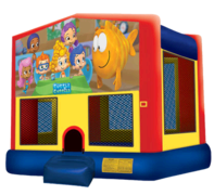 Bubble Guppies Bouncer