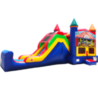 Circus Big Top Super Combo 5-in-1