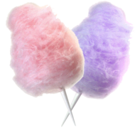 Additional 70 Cotton Candy Servings