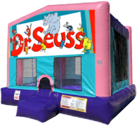 Dr Seuss Bouncer - Sparkly Pink Edition