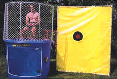 Dunk Tank Drive-By Party