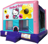 Hello Kitty Bouncer - Sparkly Pink Edition