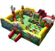 Little Builders Construction Toddler Playland