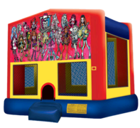 Monster High Bouncer