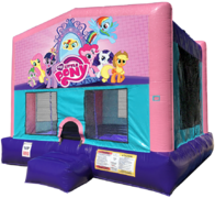 My Little Pony Bouncer - Sparkly Pink Edition