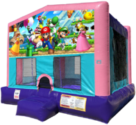 Nintendo Princesses Bouncer - Sparkly Pink Edition