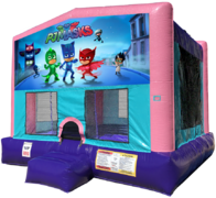 PJ Masks Bouncer - Sparkly Pink Edition