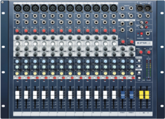 Multichannel Mic/Line Mixer