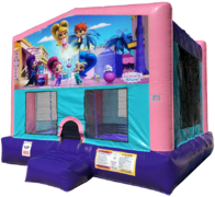 Shimmer and Shine Bouncer - Sparkly Pink Edition