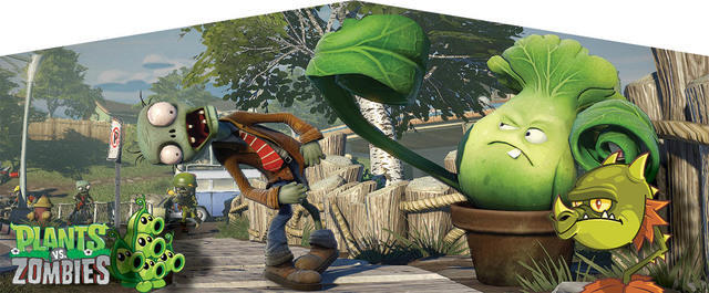 Plants vs Zombies Banner-57