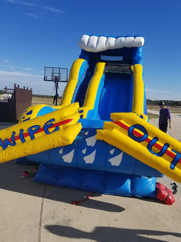Austin Waterslide Rental
