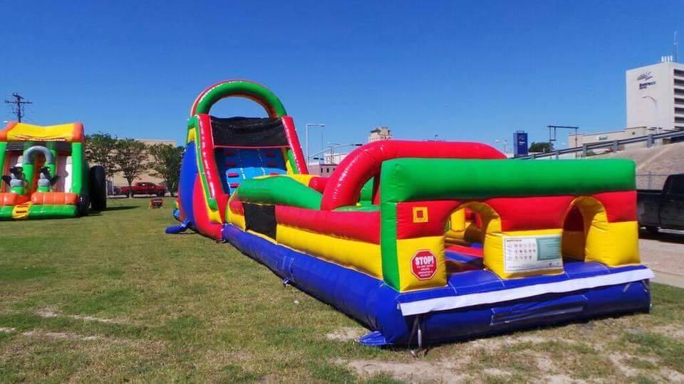 inflatable rentals temple tx