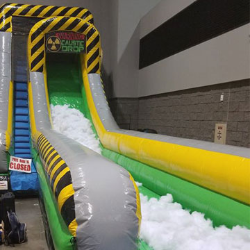 water slide rental austin tx
