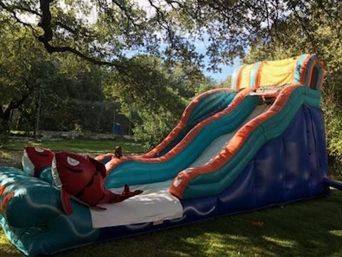 water slide rentals killeen tx