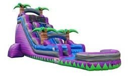 20'  Purple Crush Waterslide