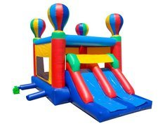 Balloon Bounce House Combo