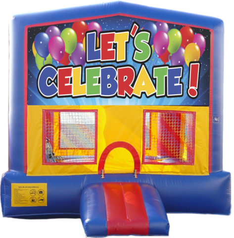 Let's Celebrate Bounce House